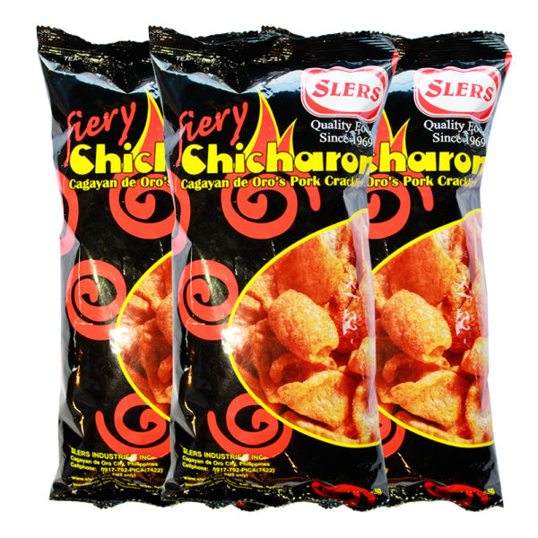 Best Chicharon Spicy Flavor